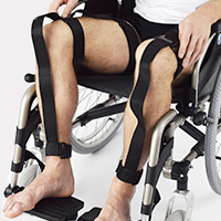 Lower limb brace OKD-13
