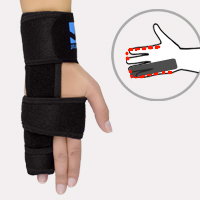 Orteza palca ręki AM-SP-01