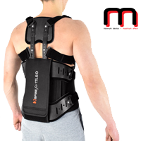Torso support MS-T-01/TLSO