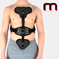 Torso support MS-T-02/LSO