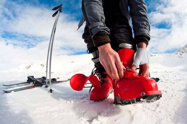 Kciuk narciarza