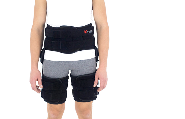 Hip support AM-SB/1RE DUAL