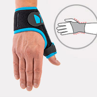 Finger splint AM-SP-02