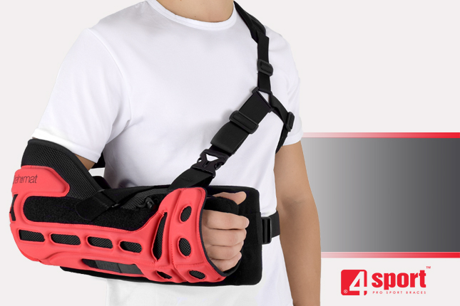 Shoulder support AM-AO-KG-02 CLEVER 2 ABDUCTOR