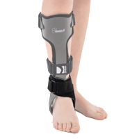 T-strap for ankle and foot AFO PLUS