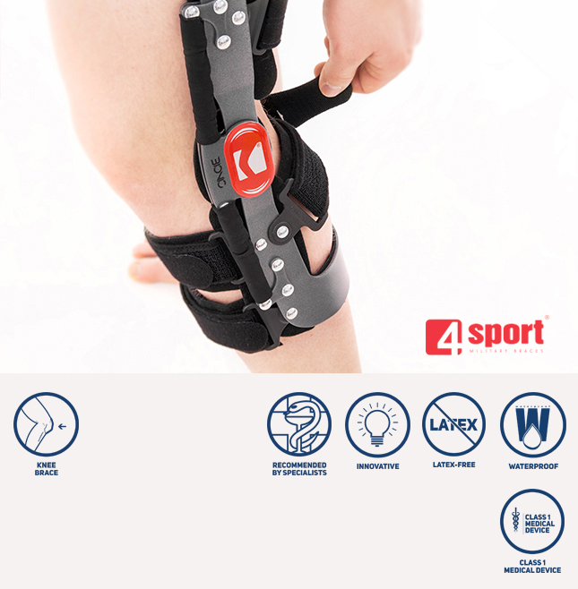 Lower limb support RAPTOR BIONIC