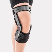 Lower limb support RAPTOR/2RA SHORT