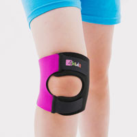 Pediatric patellar brace FIX-KD-04