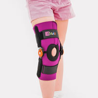Kids knee brace FIX-KD-09