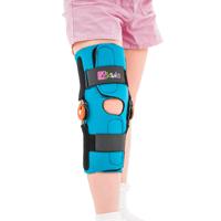 Pediatric wrap around knee brace FIX-KD-10