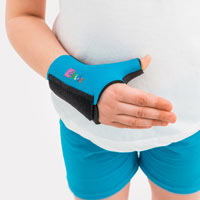 Pediatric wrist and thumb brace FIX-KG-02