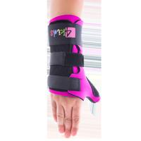 Thermoplastic wrist and thumb brace FIX-KG-06