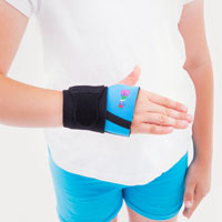 Pediatric wrist brace FIX-KG-11