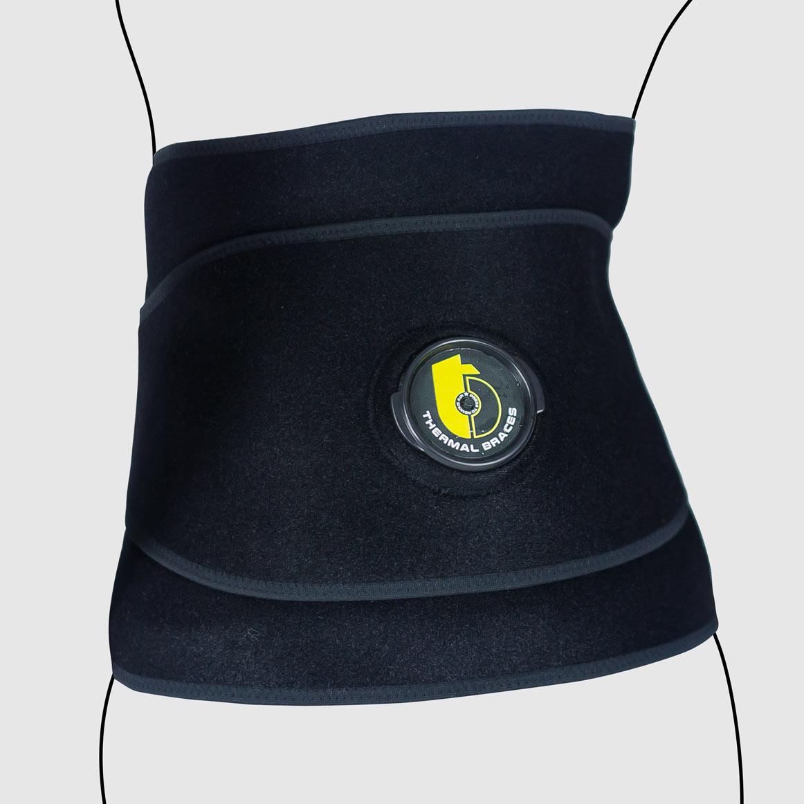 Ice cold therapy back brace TB-01
