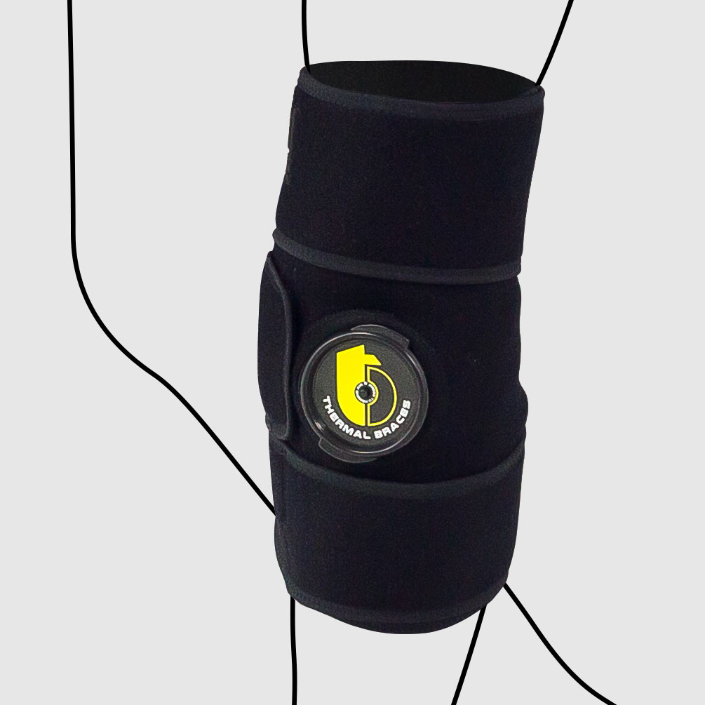 Ice cold therapy back brace TB-04