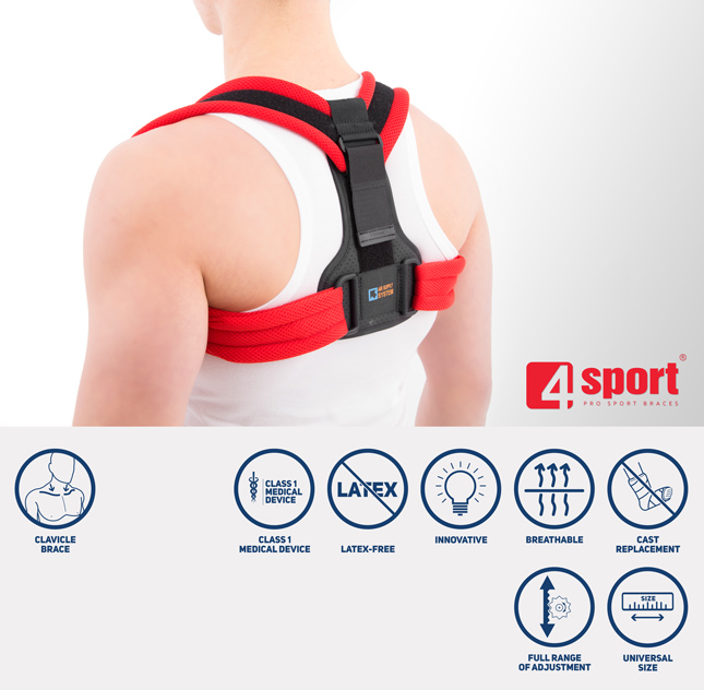 Clavicle brace AM-TX-05