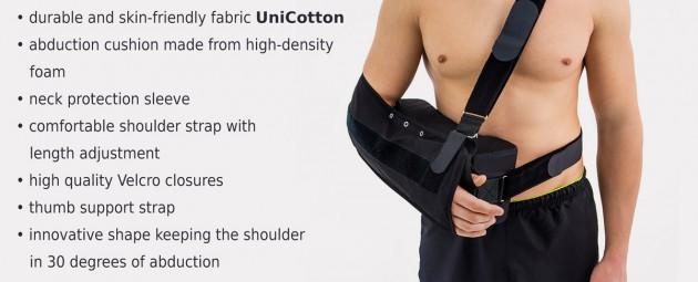 Shoulder abduction sling OKG-02