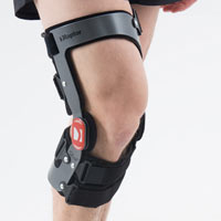Lower limb support RAPTOR/2 SHORT