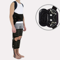 Lower limb support COMPLEX PLUS TLSO DUAL