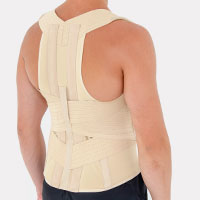 Torso support AM-PES-06 BEIGE