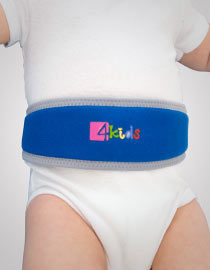Infant umbilical navel hernia truss belt AM-PPB