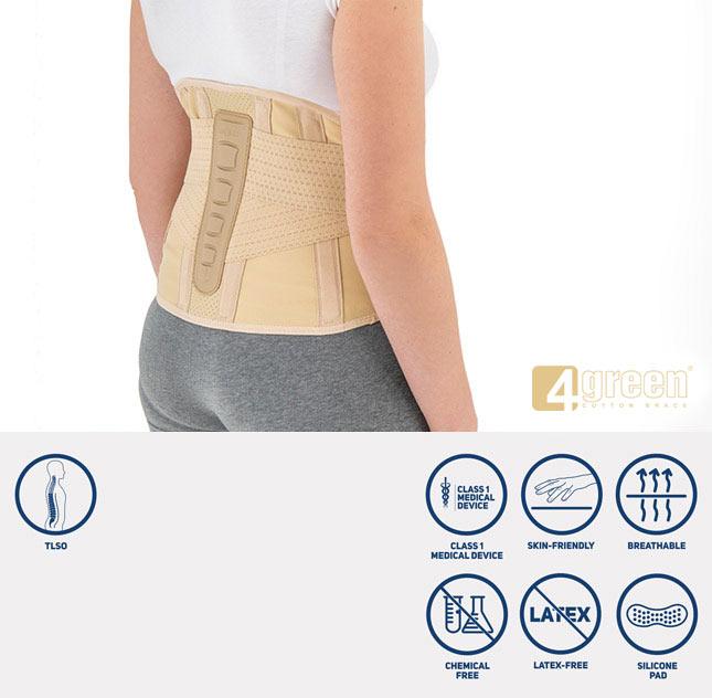 Back brace AR-SO-01