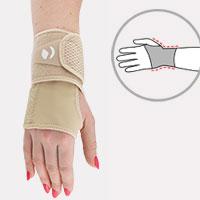 Wrist stabilization EB-N BEIGE