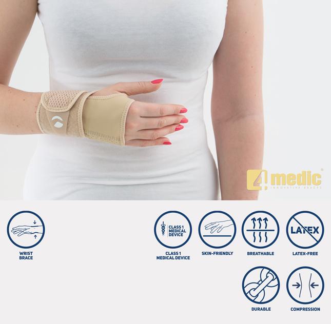 Wrist brace EB-N