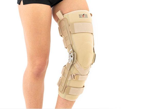 Lower limb support EB-SKL/2RA BEIGE
