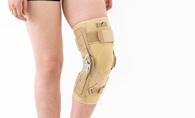 Lower limb support EB-SK/2RA BEIGE