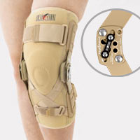Lower limb support EB-SK/2RA BEIGE