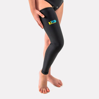 Long compression lower limb sleeve PCO-L-08