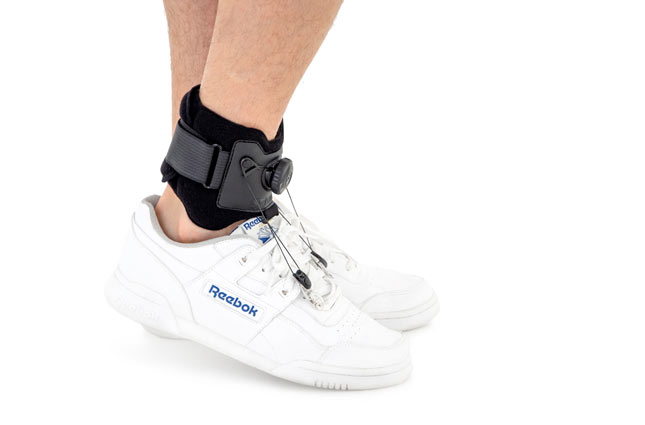 Lower-extremity support AM-OSS-21/CCA
