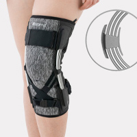 Lower limb support EB-SK/A BLACK MELANGE