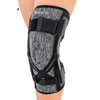 Lower limb support EB-SK/A Black/White Flecks