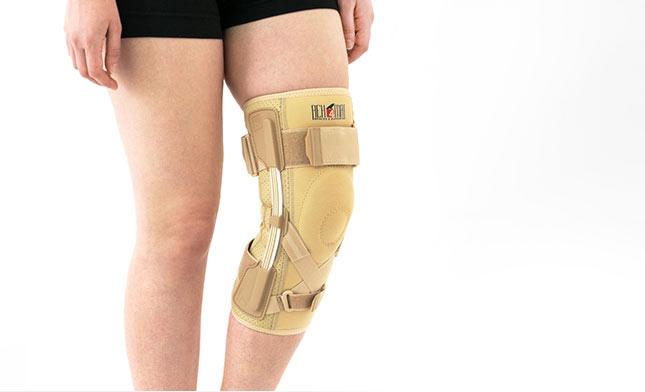Lower limb support EB-SK/A BEIGE