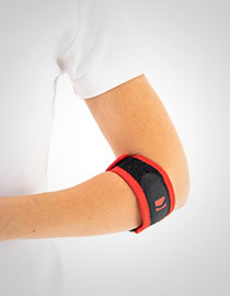 Elbow and golfer's tennis brace AS-PL