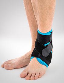 Universal ankle brace AM-OSS-06