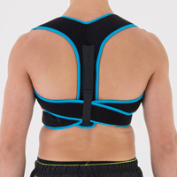 Upper back brace AM-PES-09
