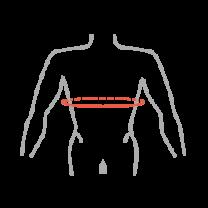 Obwód klatki piersiowej