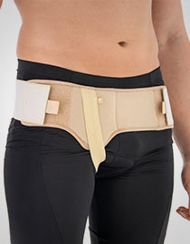 Single hernia belt AM-1PP