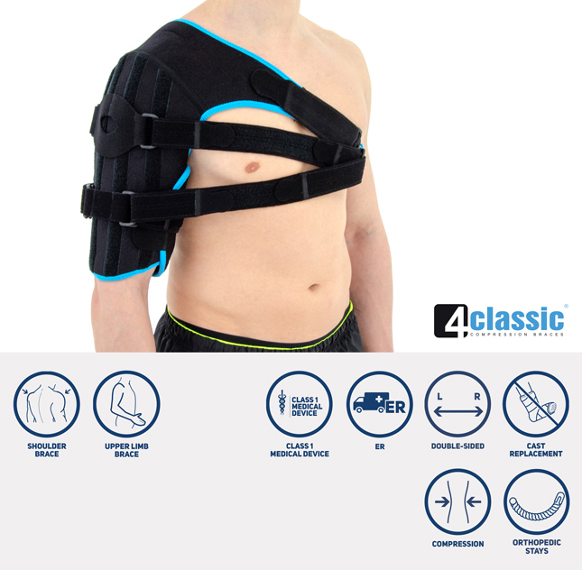 Shoulder brace AM-BX-01
