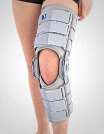Hyperextended knee brace NEURA AM-KD-AM/2R