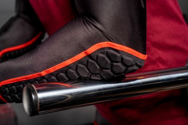 Accessoires Coude Pour frein Coude Rongzou Lot de 4 cache-coudes pliants pour v/élo de montagne Manchon en caoutchouc