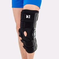 Lower limb support OKD-02
