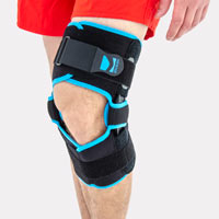 Knee support AS-KX-08