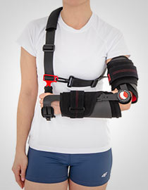 Elbow orthosis T-RANGE