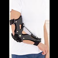 Stiff elbow brace MS-L-01