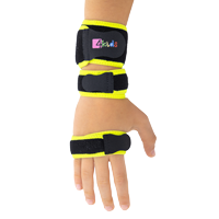 Children's wrist and forearm brace FIX-KG-18